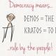 Democracy and Direct Democracy